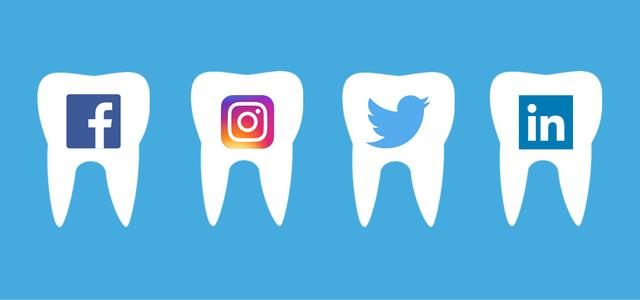 venus Dental care Brampton on Facebook instagram twitter linkedin Brampton dentist social media